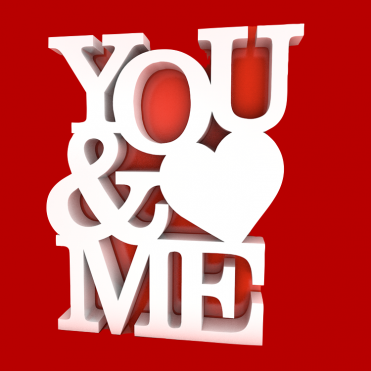 "Figura ""You and Me"""