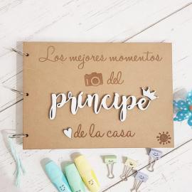 ALBUM DE FOTOS PRINCIPE