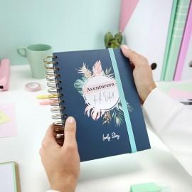 """Cuaderno A5 """"CUMPLIDORA OFICIAL DE SUEÑOS"""""""